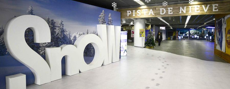 Descuentos en Snowzone para vecinos de Arroyomolinos