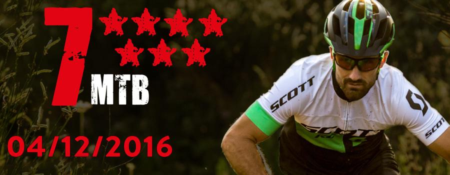 Carrera MTB 7 Estrellas