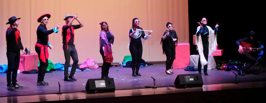 Concurso de Chirigotas del Carnaval 2016